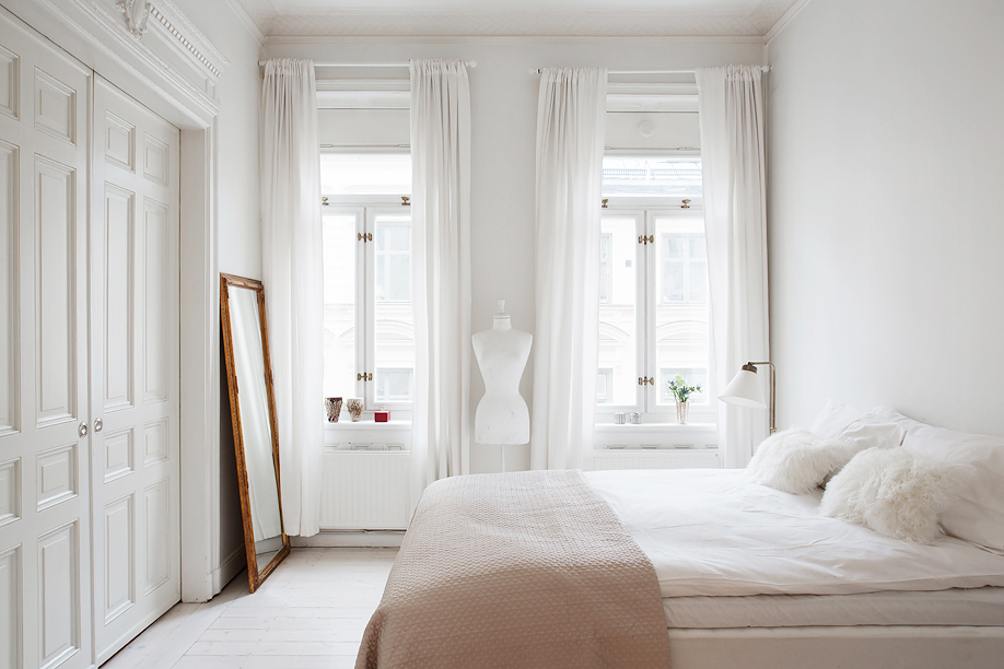 Soft Bedroom With A Nude Pink Accent Coco Lapine