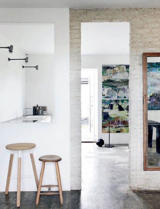 The nordic home of Marie von Lotzbeck - via Coco Lapine Design