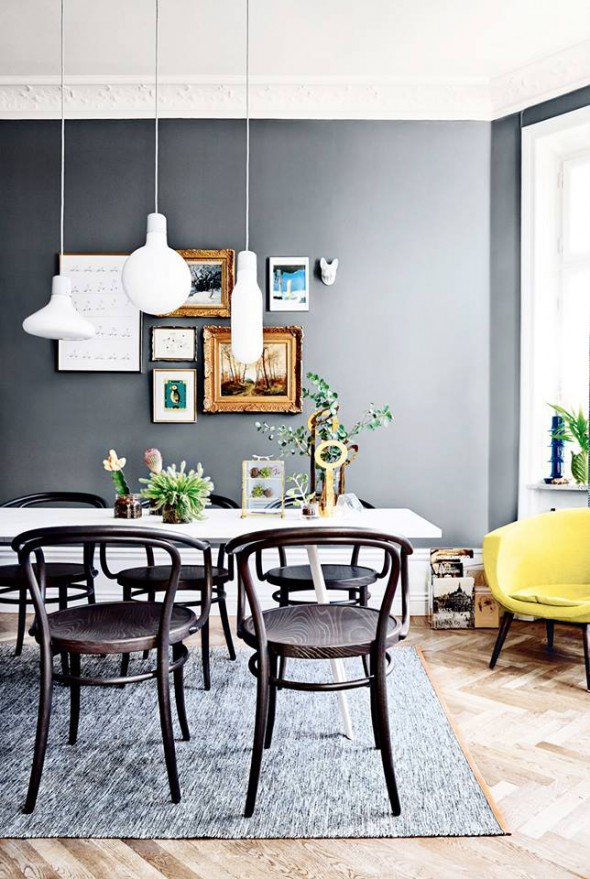 dark grey living room coco lapine designcoco lapine design