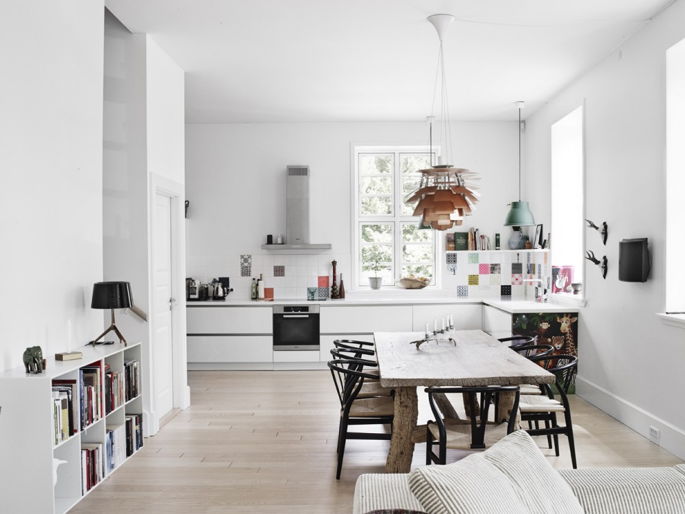 White Kitchen With Character Coco Lapine Designcoco