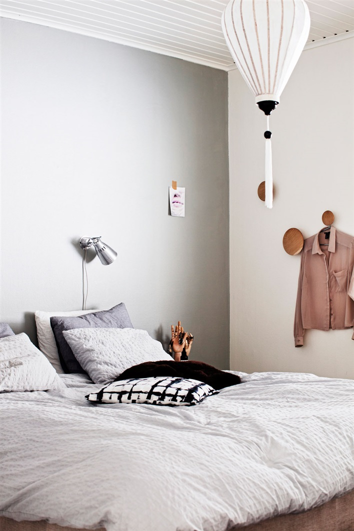 Browns and greys - via Coco Lapine Design