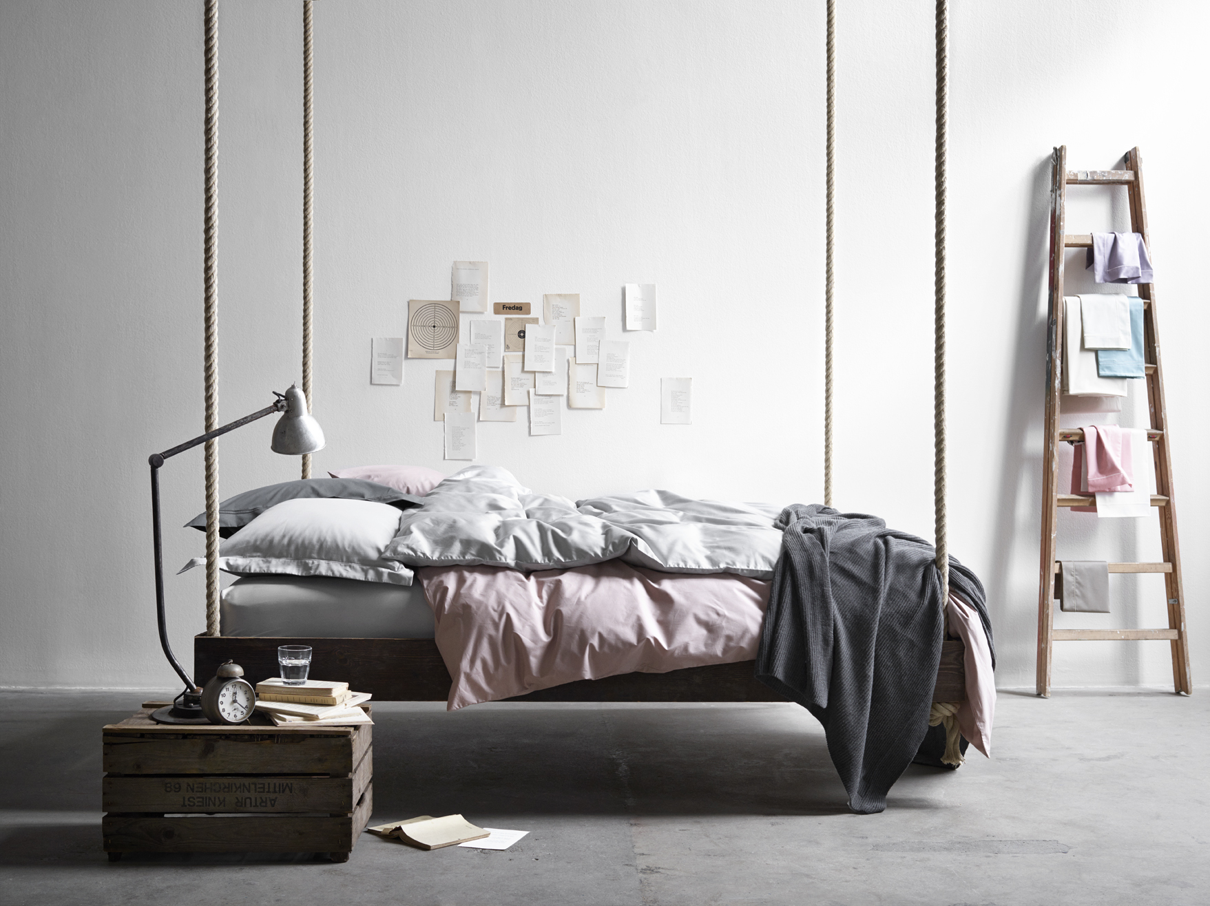Hanging bed coco lapine designcoco lapine design for Hanging bed indoor