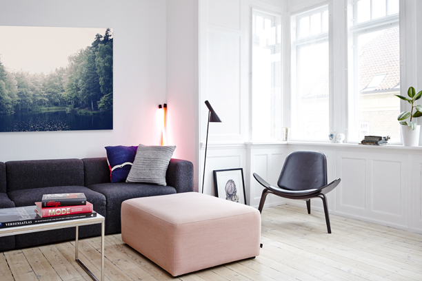 Living Room In Pastel Colors Coco Lapine Designcoco
