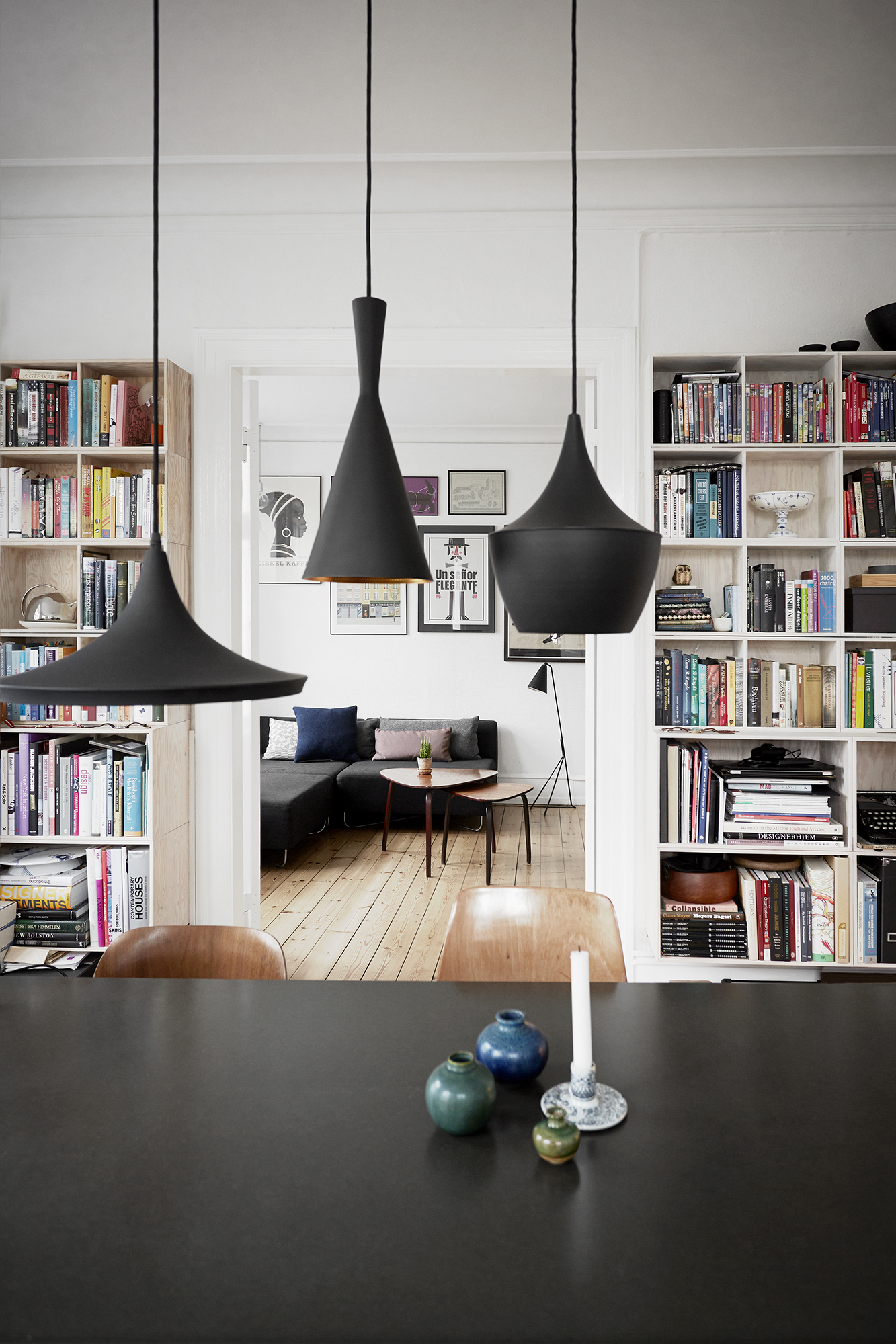 Danish home with new and old design classics - COCO LAPINE ...