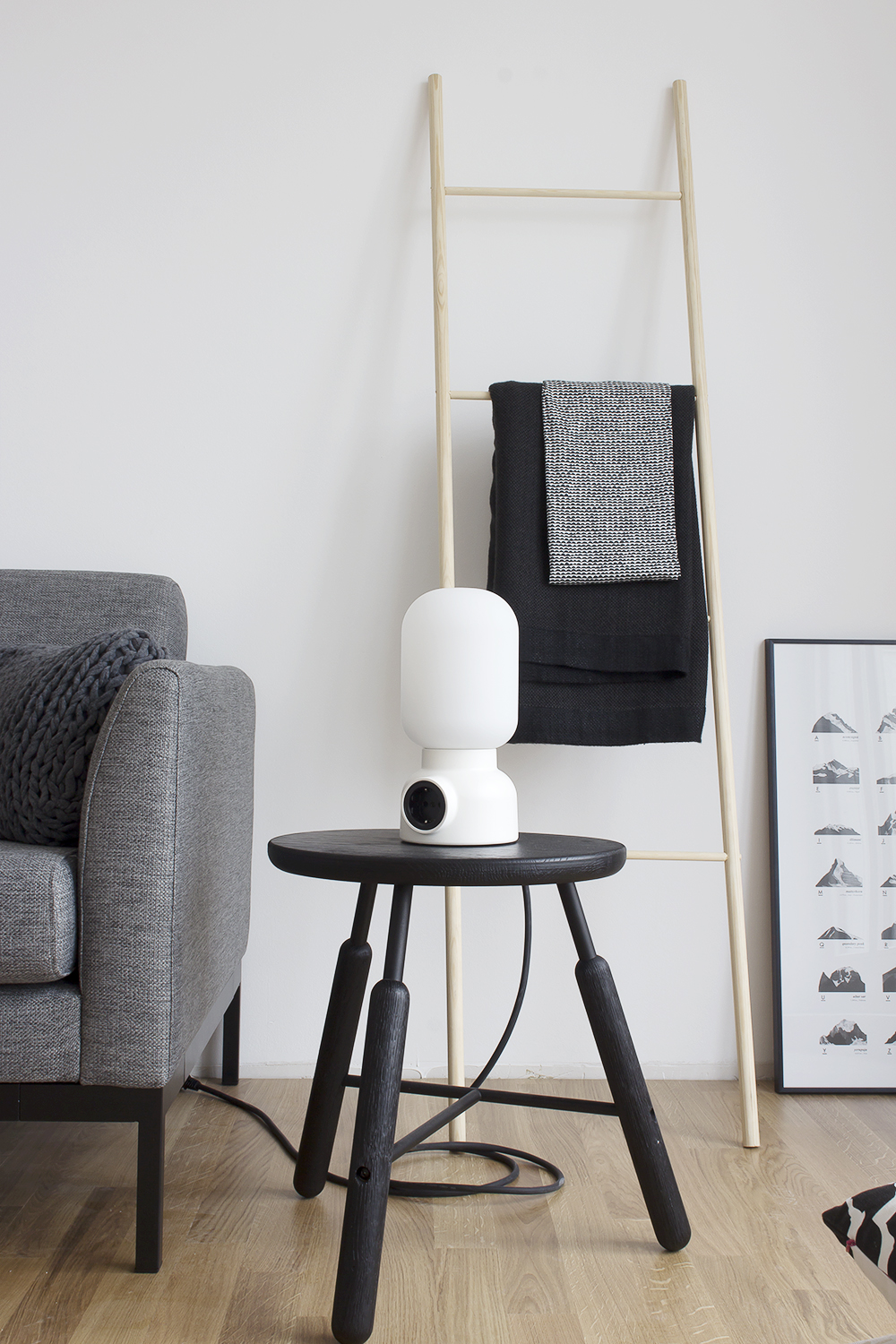White And Wood Tints In A Berlin Home Coco Lapine