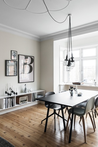 Siblings student home coco lapine designcoco lapine design - Decoracion nordica salon ...