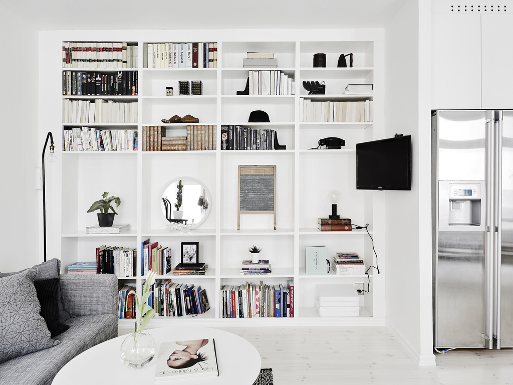 Two Floor Apartment With A Chair As A Shelf Coco Lapine