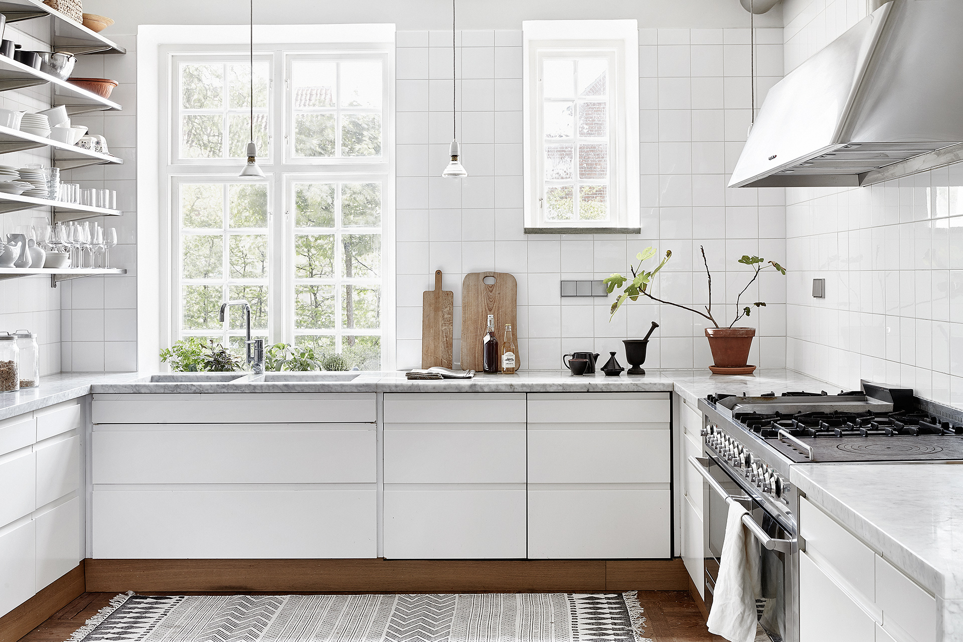 Swedish country house coco lapine designcoco lapine design - D co keuken ...