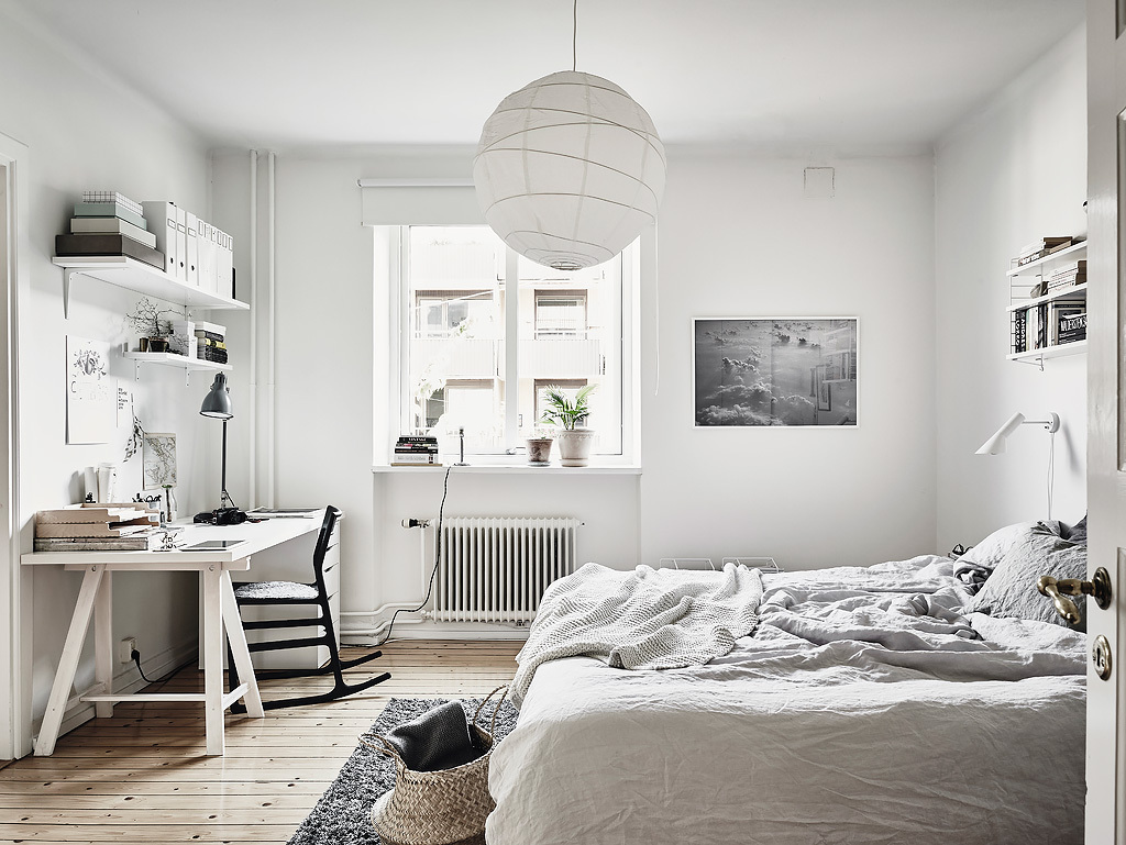 Cozy Home With A Brick Wall Coco Lapine Designcoco