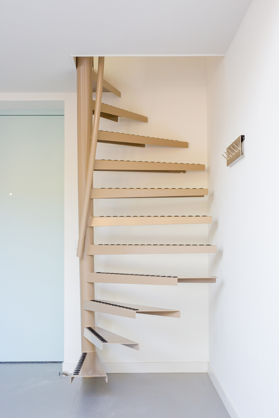 A perfect solution for small space living the 1m2 stairs by eestairs coco lapine designcoco - Solutions for small spaces plan ...