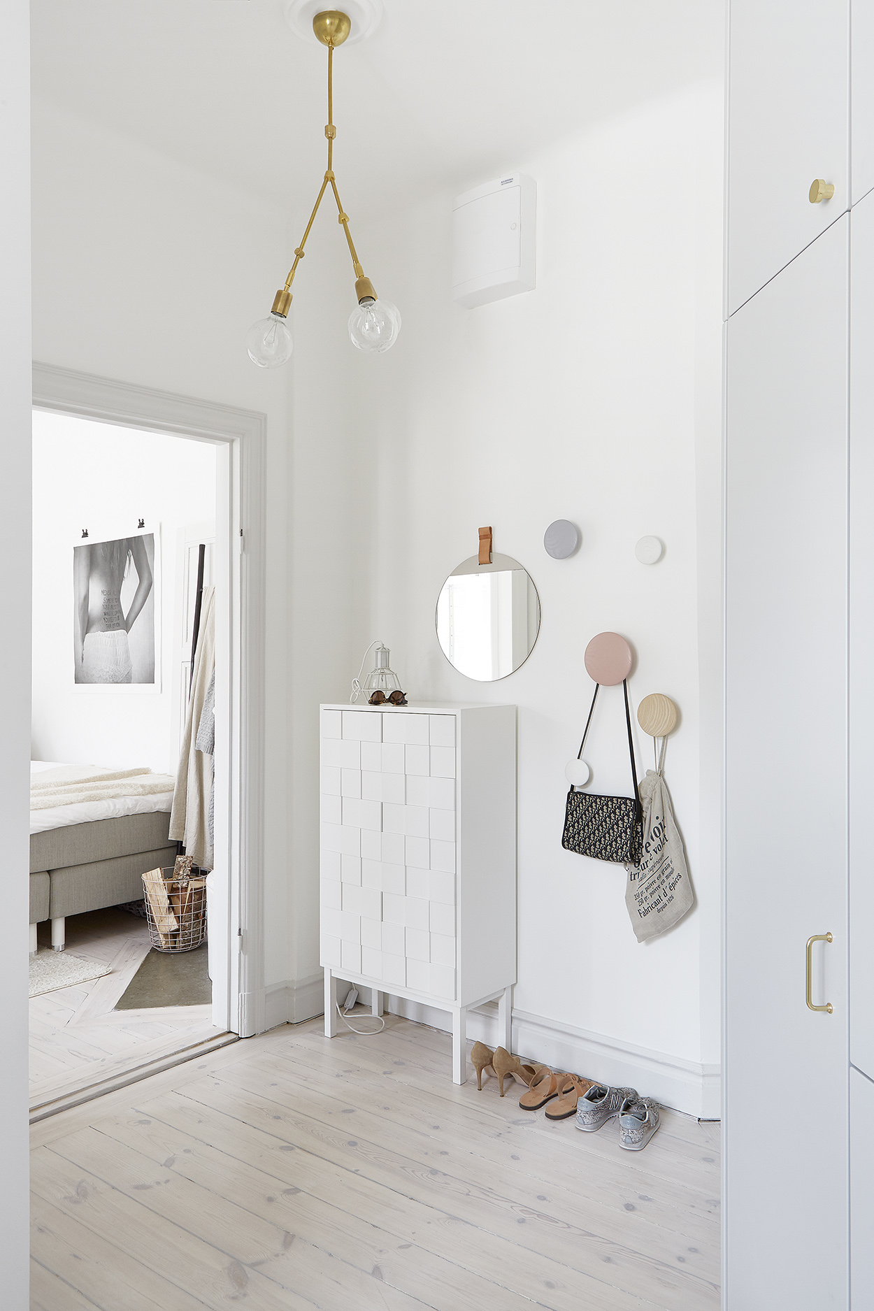 Home In Brass And Blush Pink Coco Lapine Designcoco