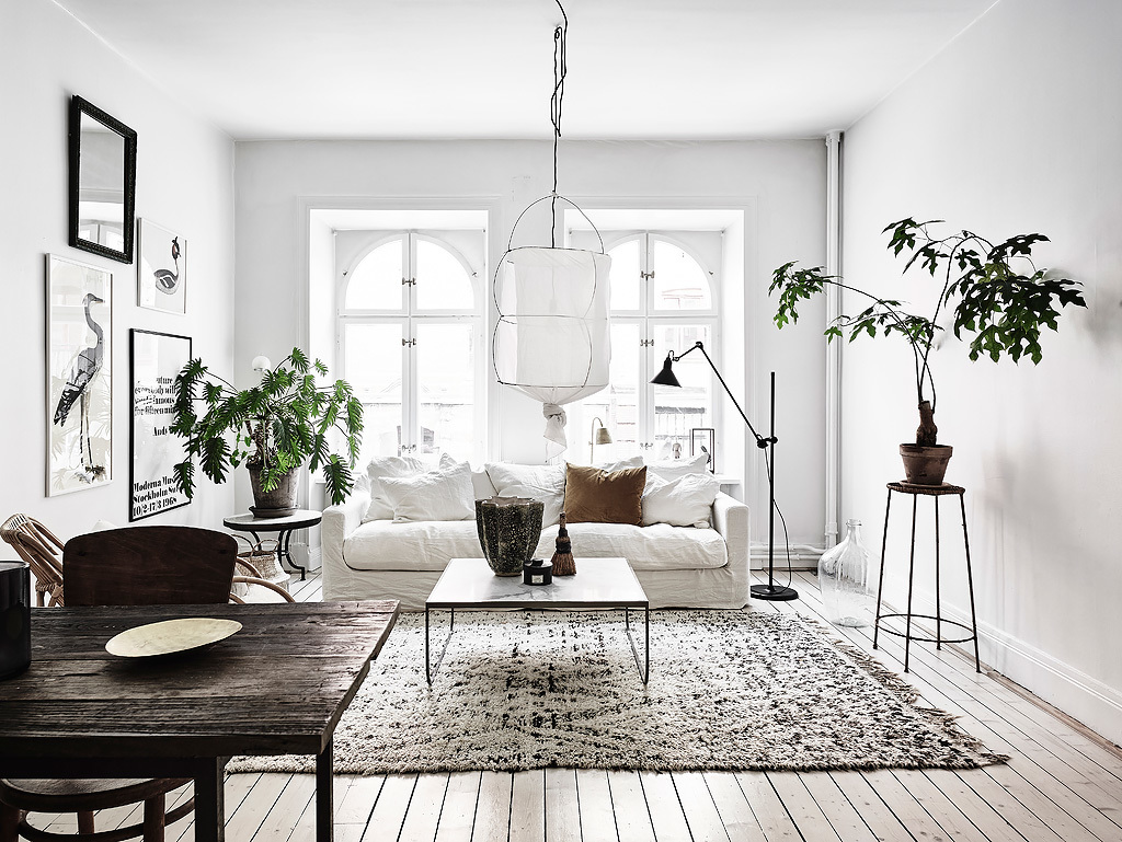 White and vintage coco lapine designcoco lapine design - Chambre adulte cocooning ...