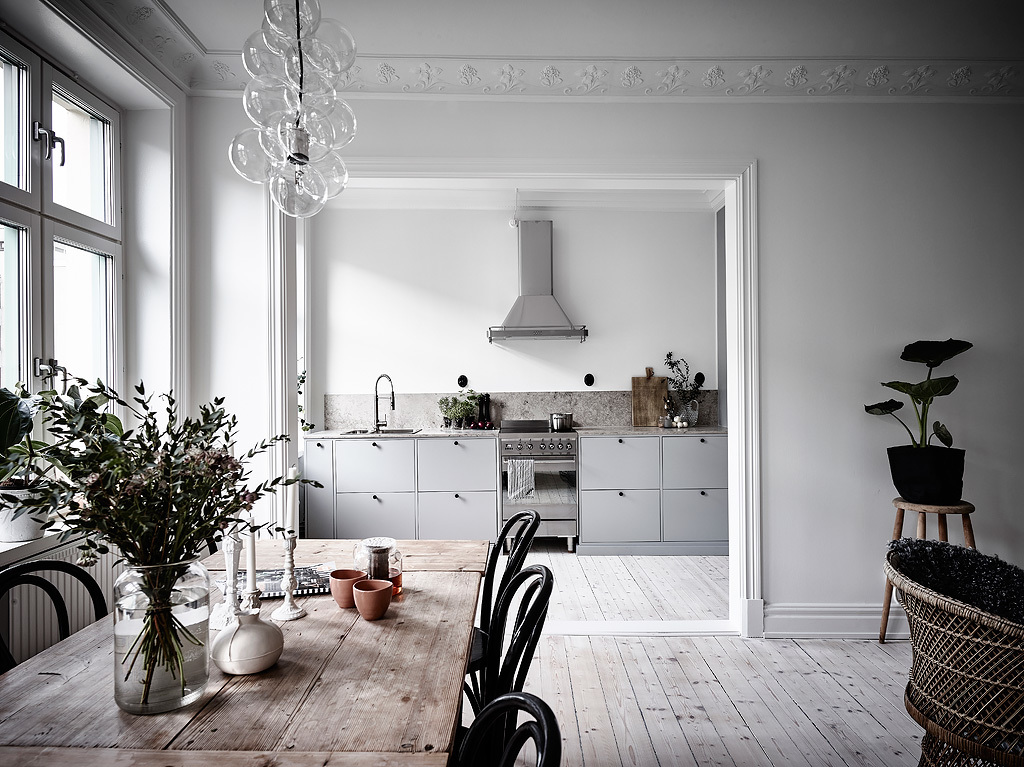 House Design Keuken : Small home with a great kitchen coco lapine designcoco lapine design