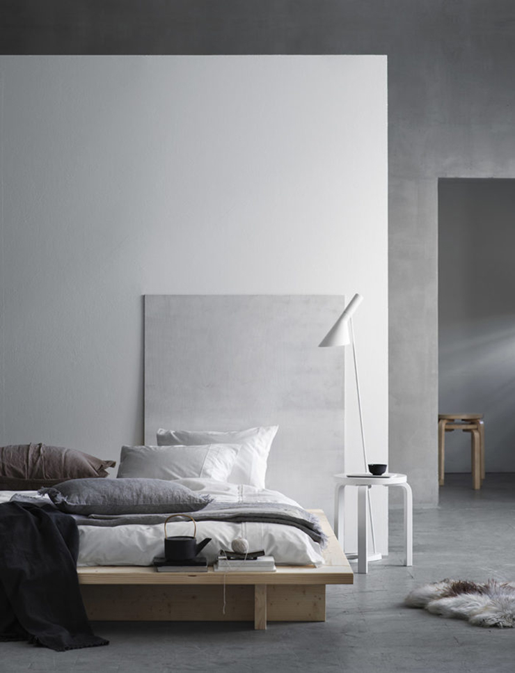Natural bedroom styling coco lapine designcoco lapine design for Natural bedroom designs