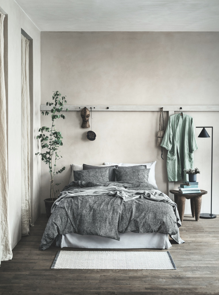 Cozy and natural bedroom coco lapine designcoco lapine for Nature themed bedroom decor
