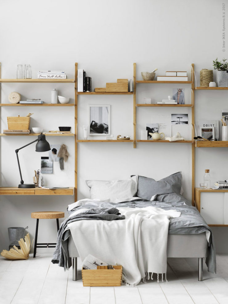 Ikea svaln s shelf coco lapine designcoco lapine design for Cadre photo mural ikea