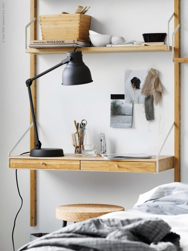 Bedroom Shelf Inspiration
