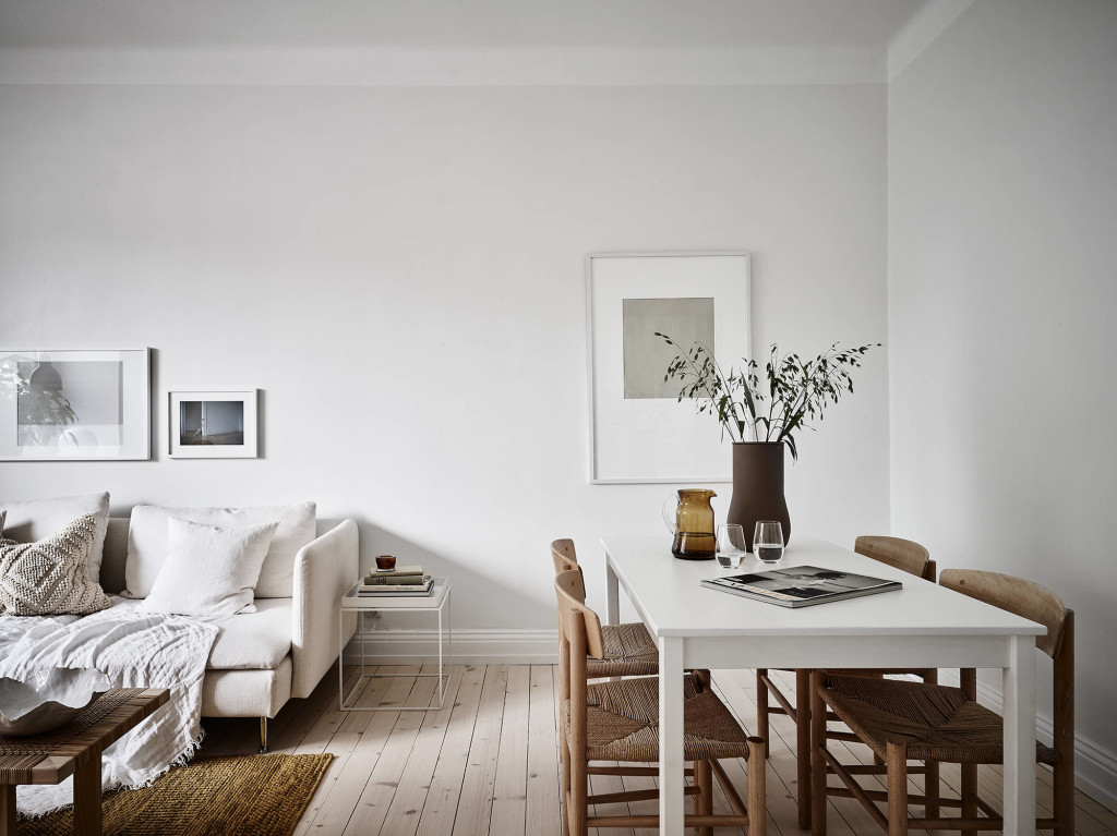 Beautiful Home With Warm Colors Coco Lapine Designcoco