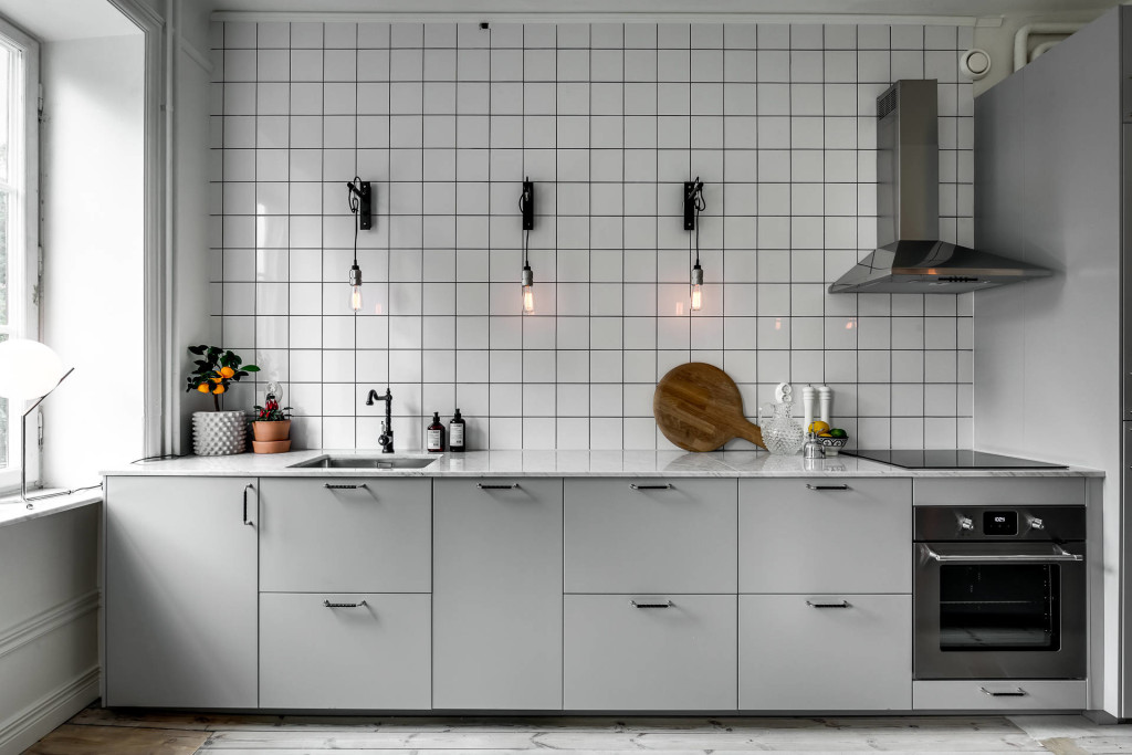 Minimal Kitchen With An Industrial Touch Coco Lapine Designcoco
