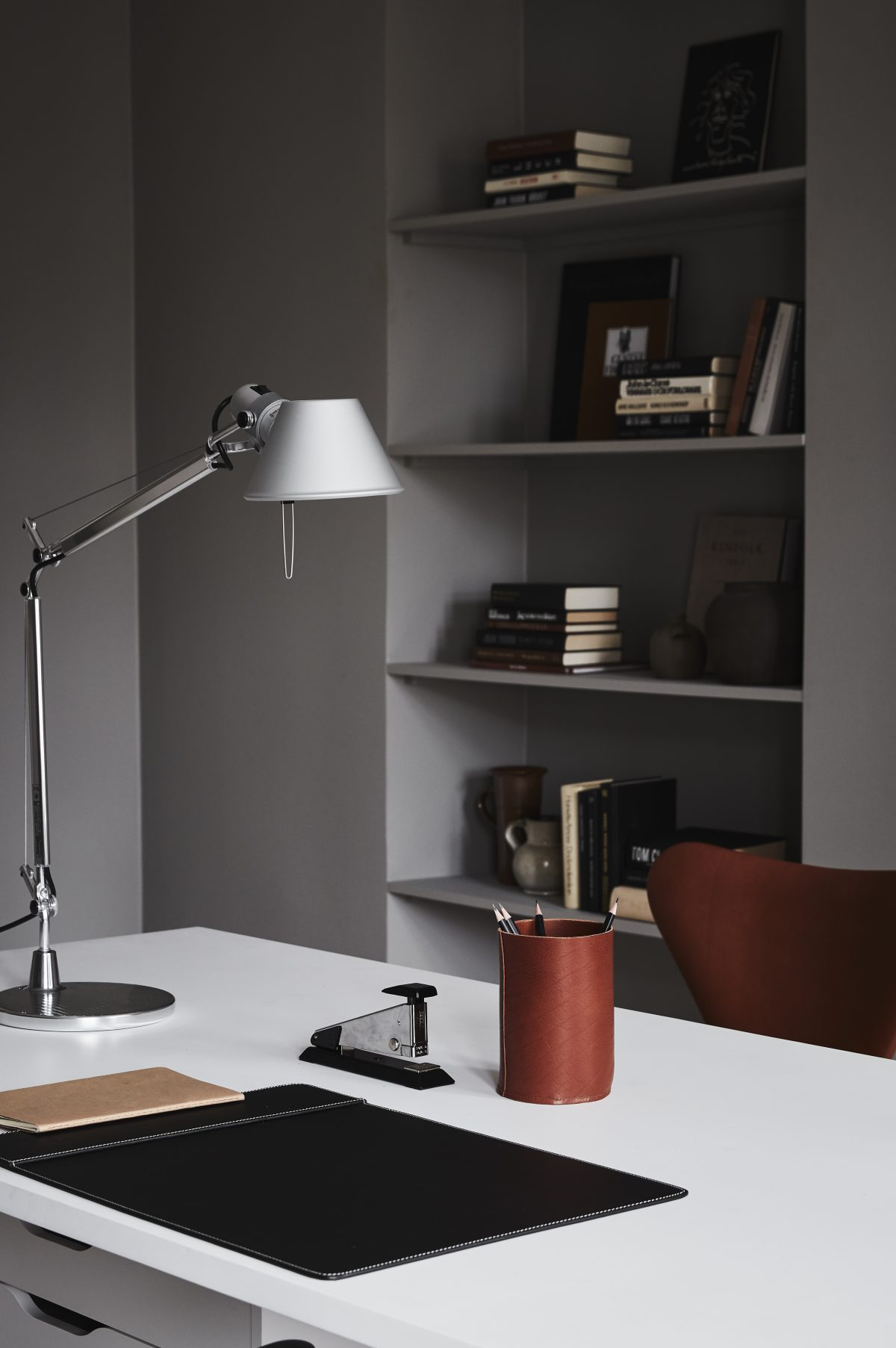 A Gothenburg Office In Beige And Grey Coco Lapine