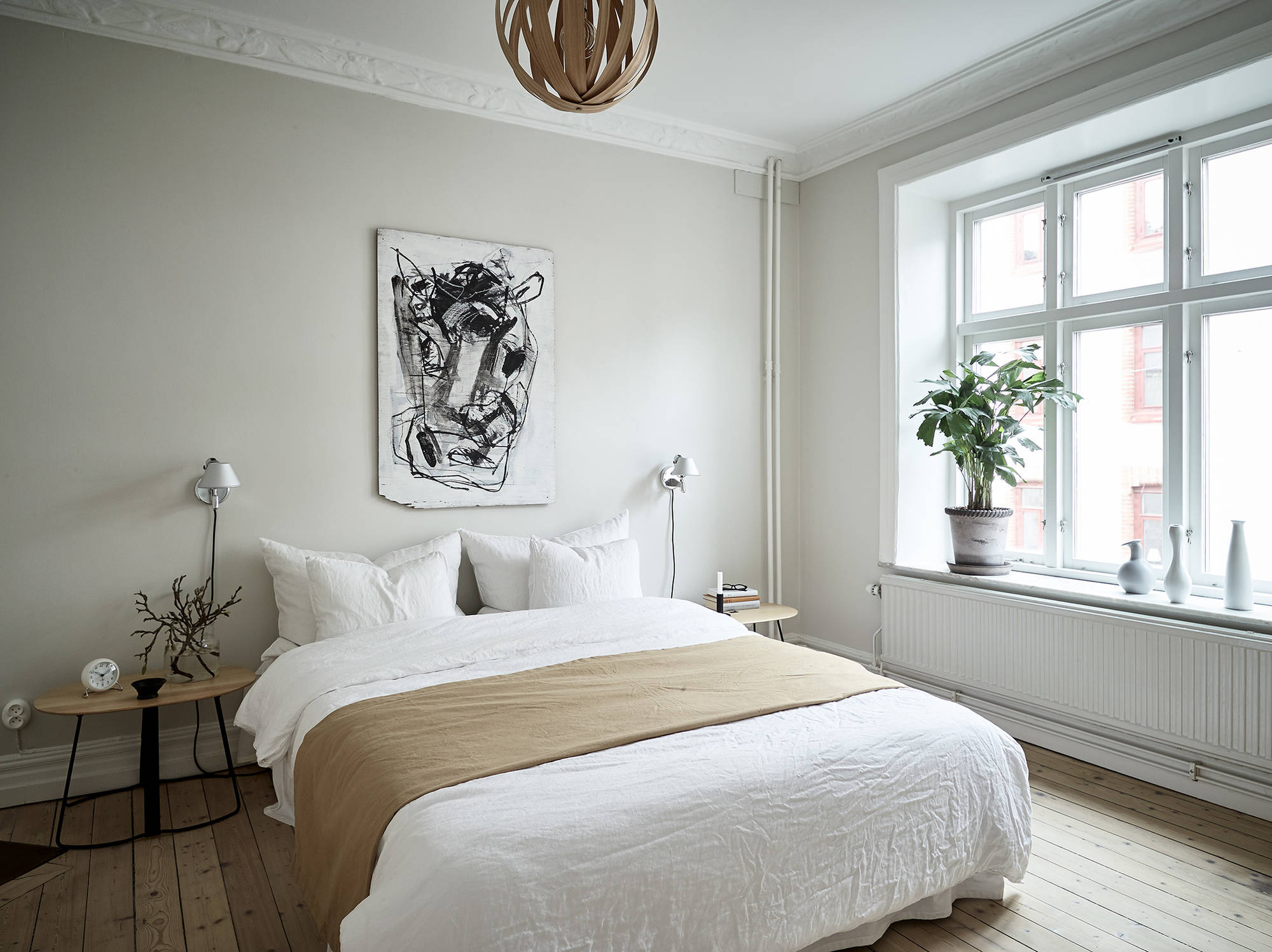 A Cozy Home With Greige Walls Coco Lapine Designcoco