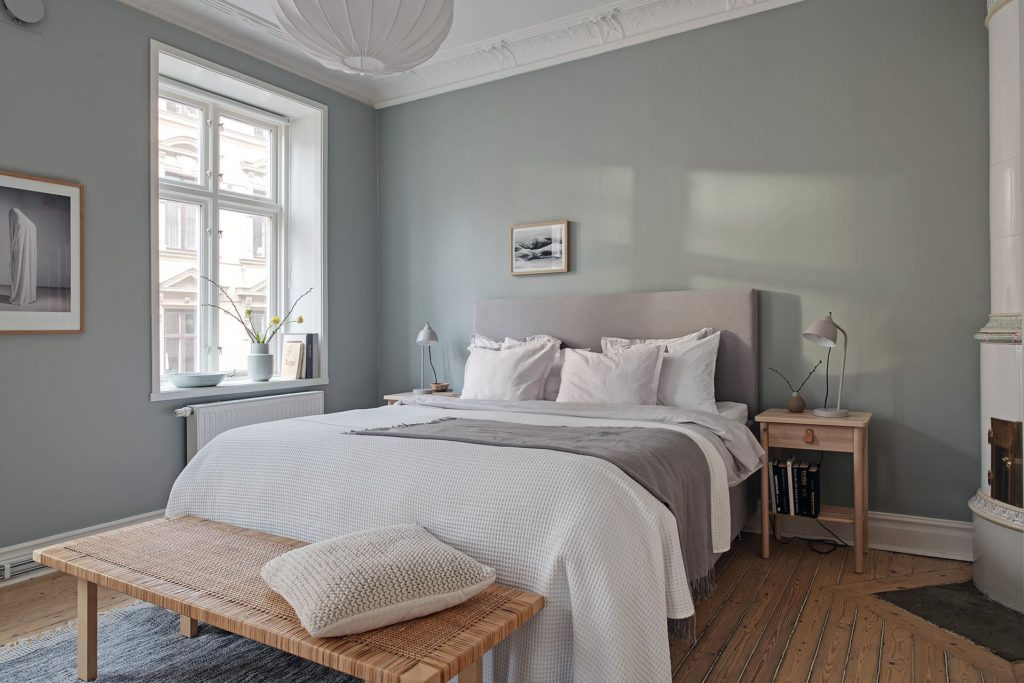Adjacent Rooms In Different Colors Coco Lapine