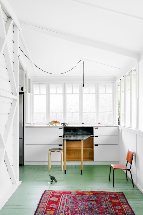green kitchen floor green kitchen floor coco lapine designcoco lapine design 1409