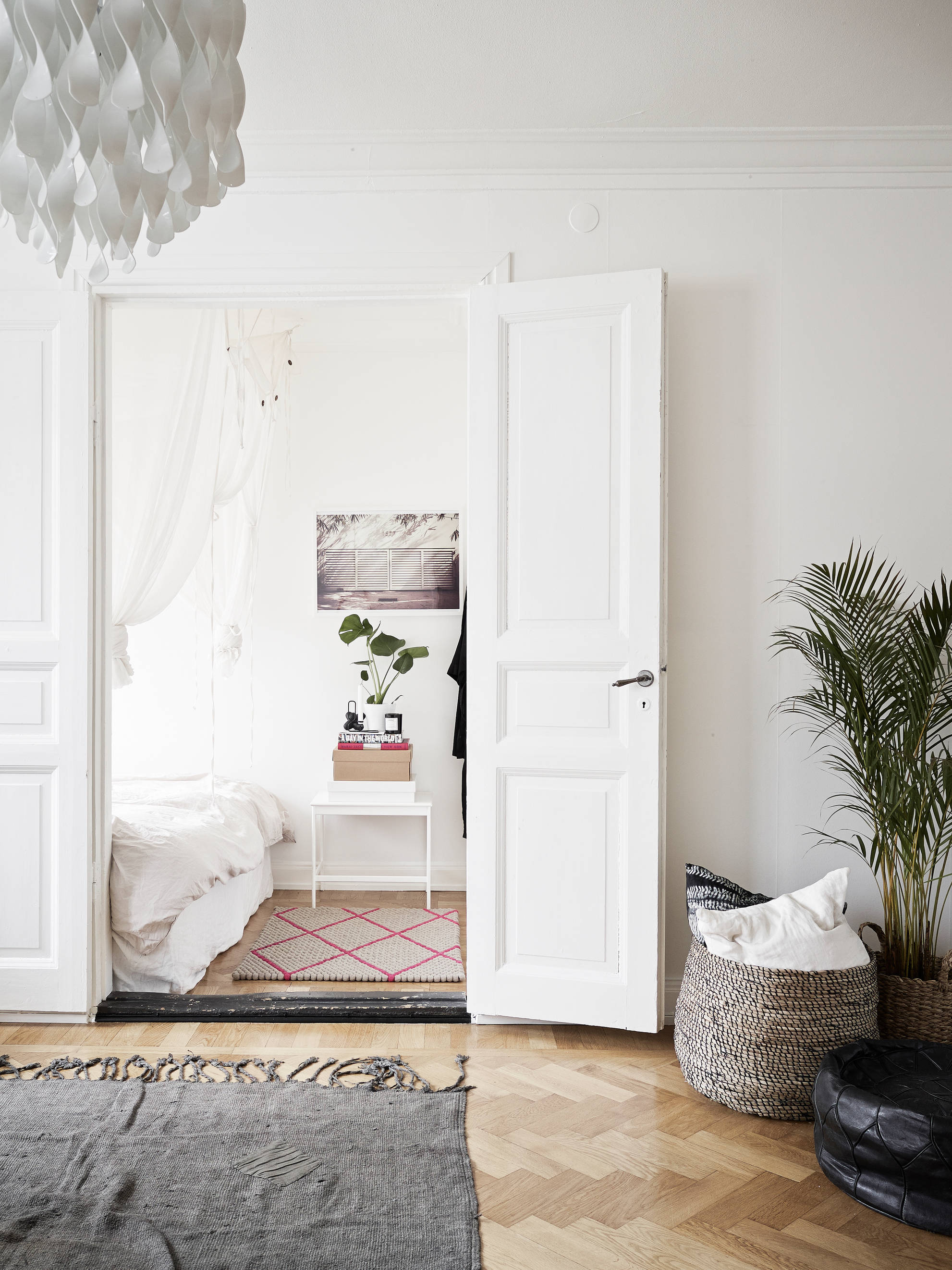 Dusty hues and and a dreamy bedroom   coco lapine designcoco ...