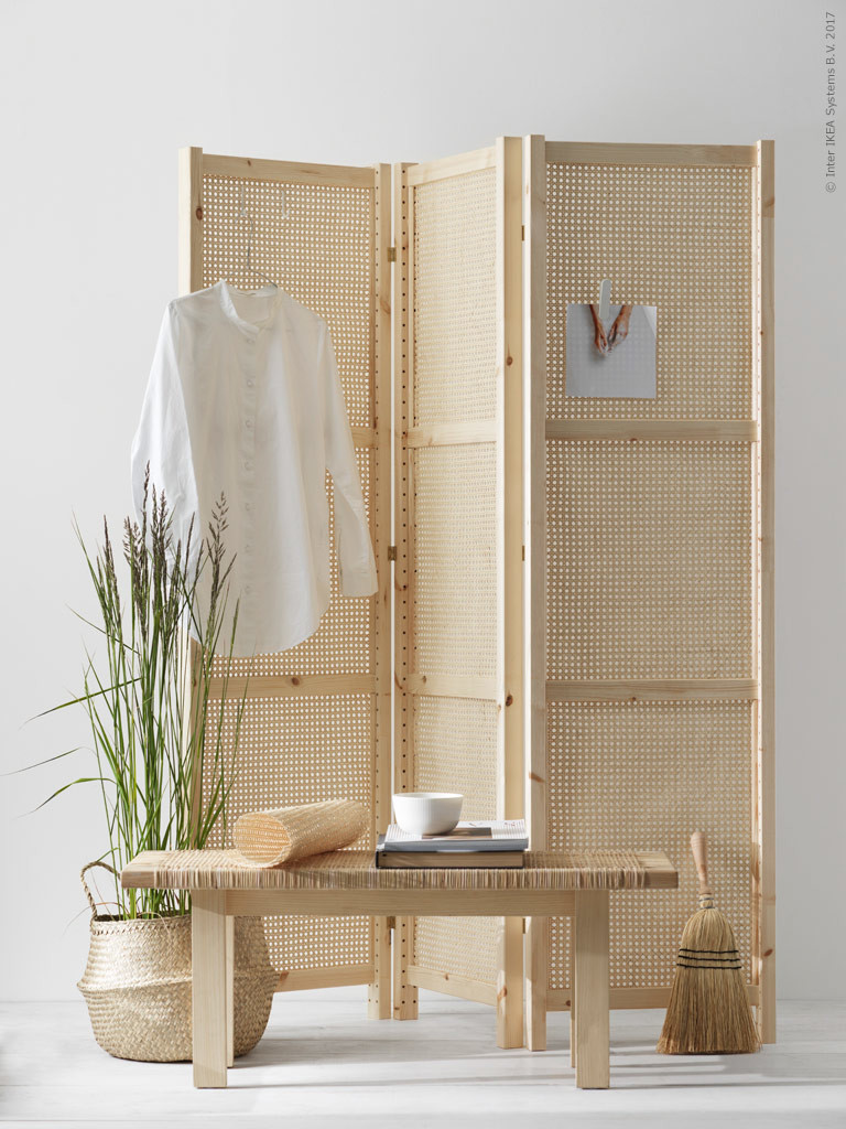 DIY folding screen - COCO LAPINE DESIGNCOCO LAPINE DESIGN