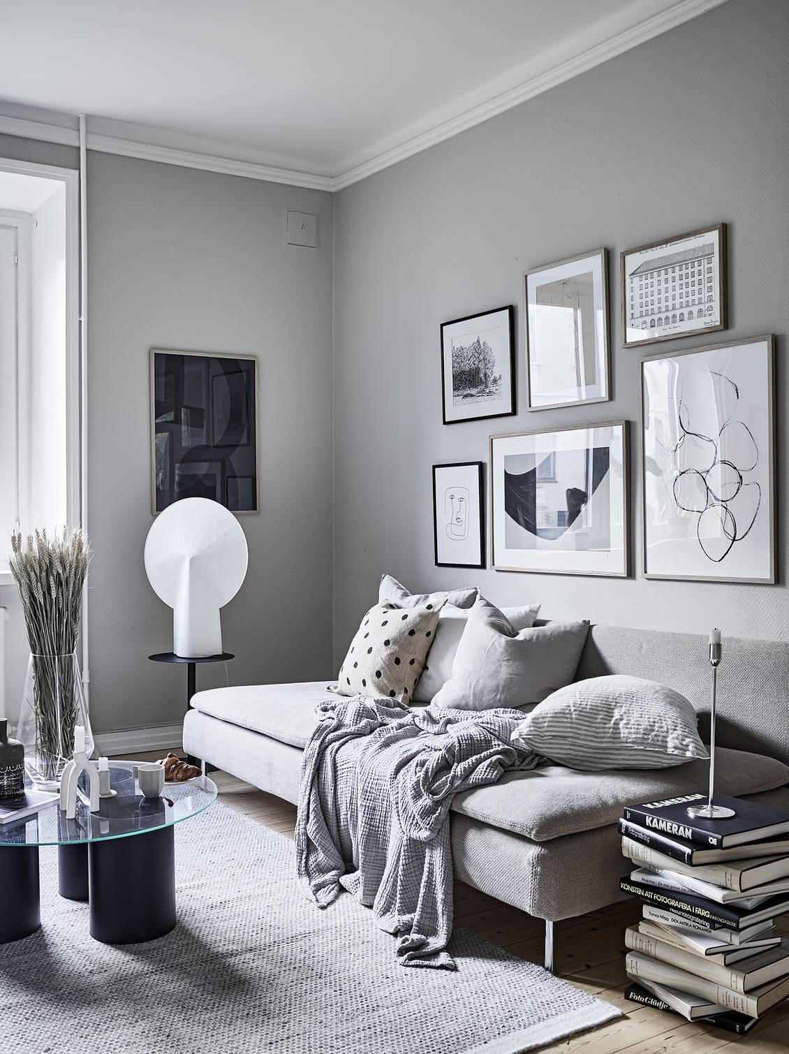 Cozy One Room Apartment Coco Lapine Designcoco Lapine Design